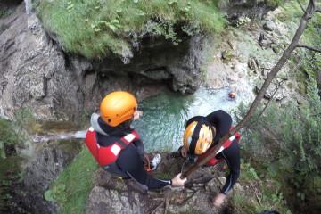 AD/EXPERIENCE Canyoning Rio Nero